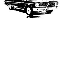 1965 Ford Ranchero by garts