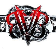 Black Veil Brides Unitiy (White ver) by dferr18