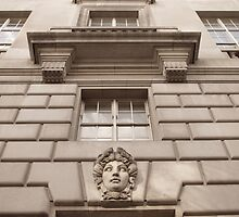 Face of the Building by jrhall19