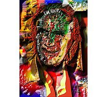 TROUBLED MAN Photographic Print