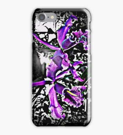 Orchids - case iPhone Case/Skin