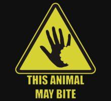 This Animal May Bite by Scissorman