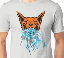 Cat Barf Mouse Heads Unisex T-Shirt