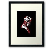 Daredevil_v2 Framed Print