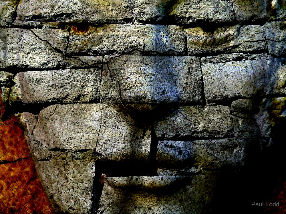 Stoney Faced by Paul Todd