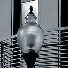 Street Lamp by Pamela Hubbard