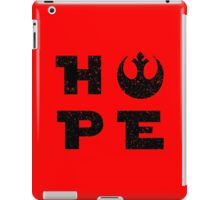 Hope for the Alliance - Dark iPad Case/Skin