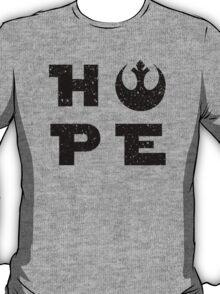 Hope for the Alliance - Dark T-Shirt