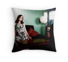untitled #43 Throw Pillow
