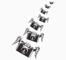 Flying Plastic - HOLGA One Piece - Short Sleeve