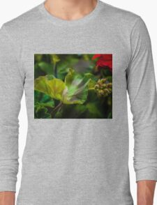 MYSTIC BLOOMS Long Sleeve T-Shirt