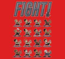 FIGHT! - Alternate Version Kids Clothes
