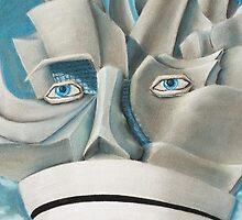 Both Guggenheim's Portrait by Drulabong