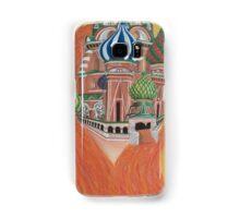 St.Basil's Cathedral's Portrait Samsung Galaxy Case/Skin