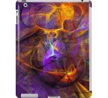 Inspiration - colorful digital abstract art by Gordan P. Junior iPad Case/Skin
