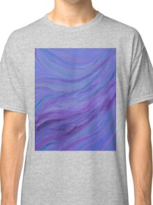 An Abstract Windy Day Classic T-Shirt
