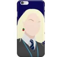 Luna LoveGood (White Text) iPhone Case/Skin