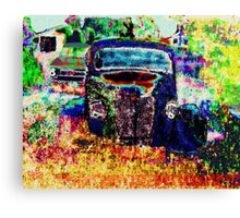1936 Ford Canvas Print