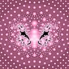 Mostly Pink Elegance by Sue Smith