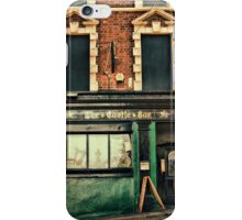 Castle Bar, Derry iPhone Case/Skin