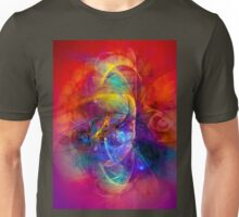 Gladiator - colorful digital abstract art by Gordan P. Junior Unisex T-Shirt