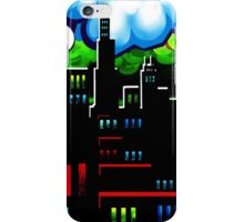 IntenseCity: Red Roofs LED iPhone Case/Skin