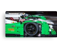 Lego Lemans Canvas Print