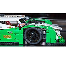 Lego Lemans Photographic Print