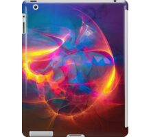 Miracle - colorful digital abstract art by Gordan P. Junior iPad Case/Skin