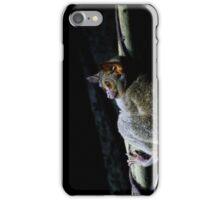 Spectral tarsier iPhone Case/Skin