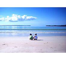 collingwood beach Photographic Print