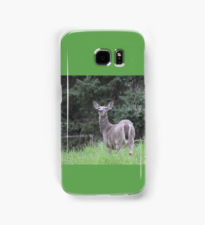Lake Mendota Deer Samsung Galaxy Case/Skin