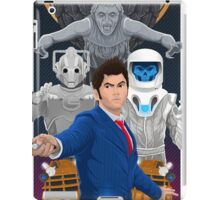 Time Lord Victorious iPad Case/Skin