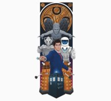Time Lord Victorious Kids Clothes