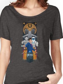 Time Lord Victorious Women's Relaxed Fit T-Shirt