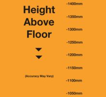 Measure Of Height, Funny by Ron Marton