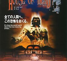 The House Of The Dead Flyer by ProfessorPacman