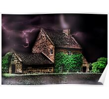 Haunting Cooks Cottage  Poster
