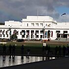 Old Parliament house by Tom McDonnell
