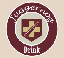 Juggernog Perk-A-Cola Label by TBoneCaputo