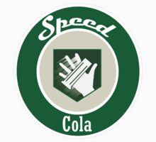 Speed Cola Perk-A-Cola Label by TBoneCaputo