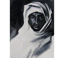 Portrait of a man Photographic Print