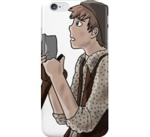 Letter From the Refuge iPhone Case/Skin