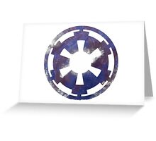 Remnants of the Empire Greeting Card