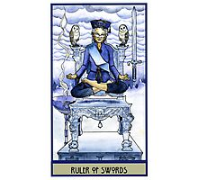 Ruler of Swords Photographic Print