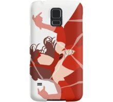 Scarlet Witch (Simplistic)  Samsung Galaxy Case/Skin