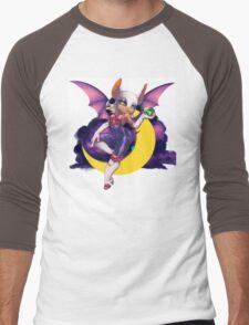Rouge the Bat Men's Baseball ¾ T-Shirt