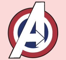 Avengers -  Captain America Style Kids Clothes