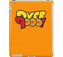 over 9000! iPad Case/Skin