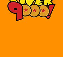 over 9000! by Jonah Block